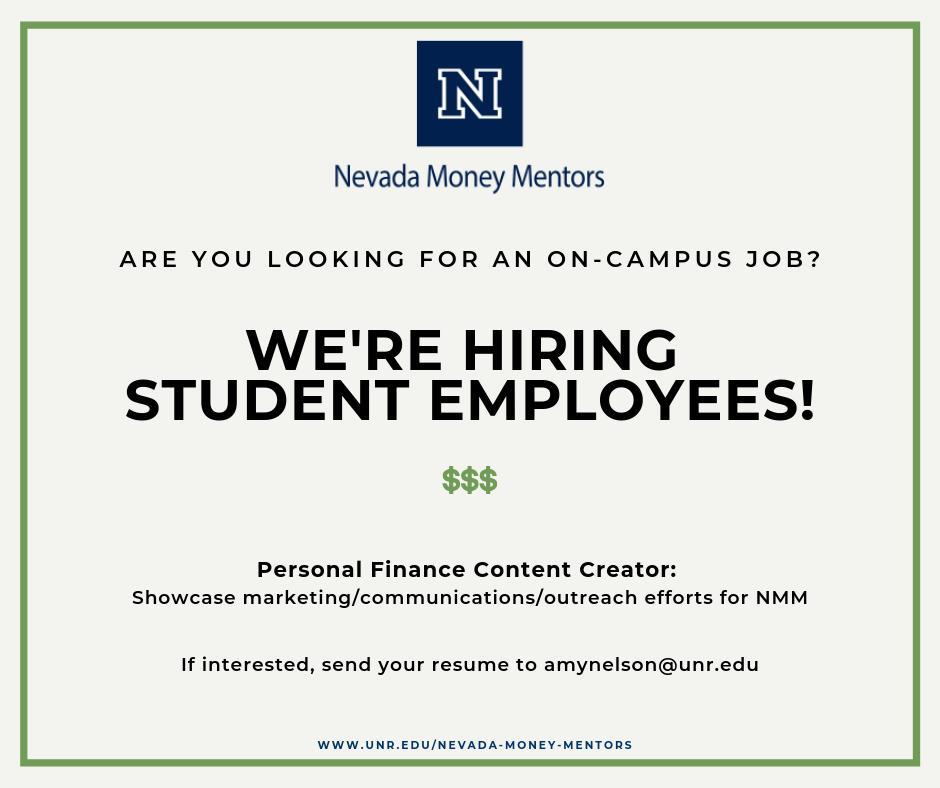 Nevada Money Mentors NVMoneyMentors