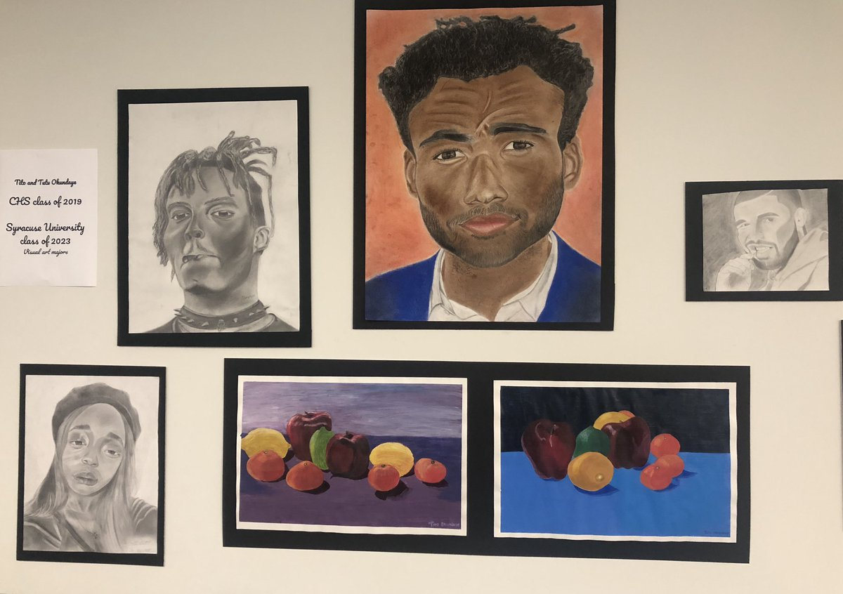 test Twitter Media - Come on down to the #Cathedral Art Show!  Enter the Applied Learning Center at the 10 Waltham Street entrance, and see the quality of Cathedral artists in living color! #FullSteamAhead https://t.co/XLB2AwVvYj