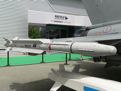 فرنسا تطلق مشروع MICA NG من اجل استبدال صواريخ MICA الخاصه بمقاتلات Rafale و Mirage-2000 D8fiGF1U0AAY3qJ