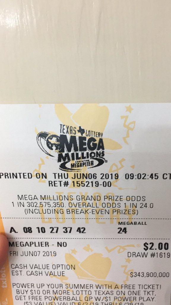 I got my #MegaMillions #MyLuckyBrunoMarsNumbers https://t co