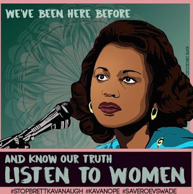 "All is not lost for every time someone says the words, ""Justice Clarence Thomas,"" everyone is thinking ""Anita Hill."" Suck on that, Clarence. themyscira-blog.com/2018/09/reluct… #SCOTUS #MeToo #TimesUp #WomensRightsAreHumanRights #WomensRights #TheFutureisFemale #TheResistanceRises"