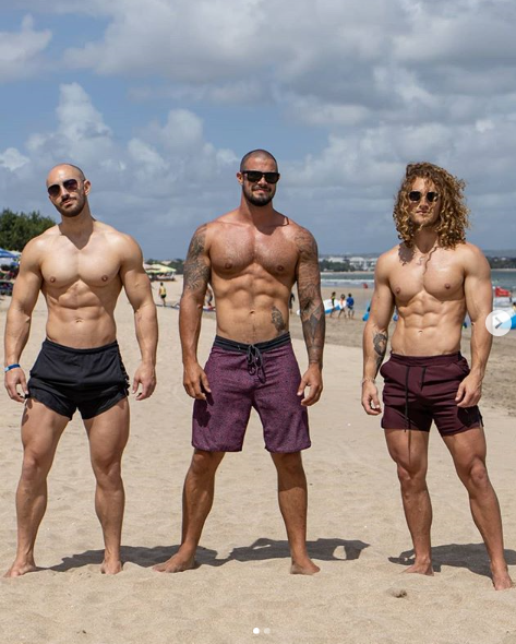 Tom Bianchi's Fire Island Pines Depicts A Gay Paradise Lost