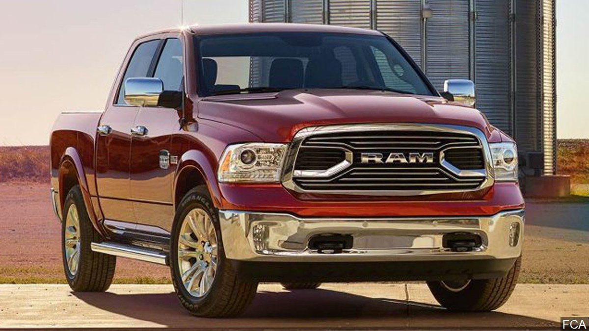 Ram: Review: 2019 Ram 1500 takes infotainment next level with 12