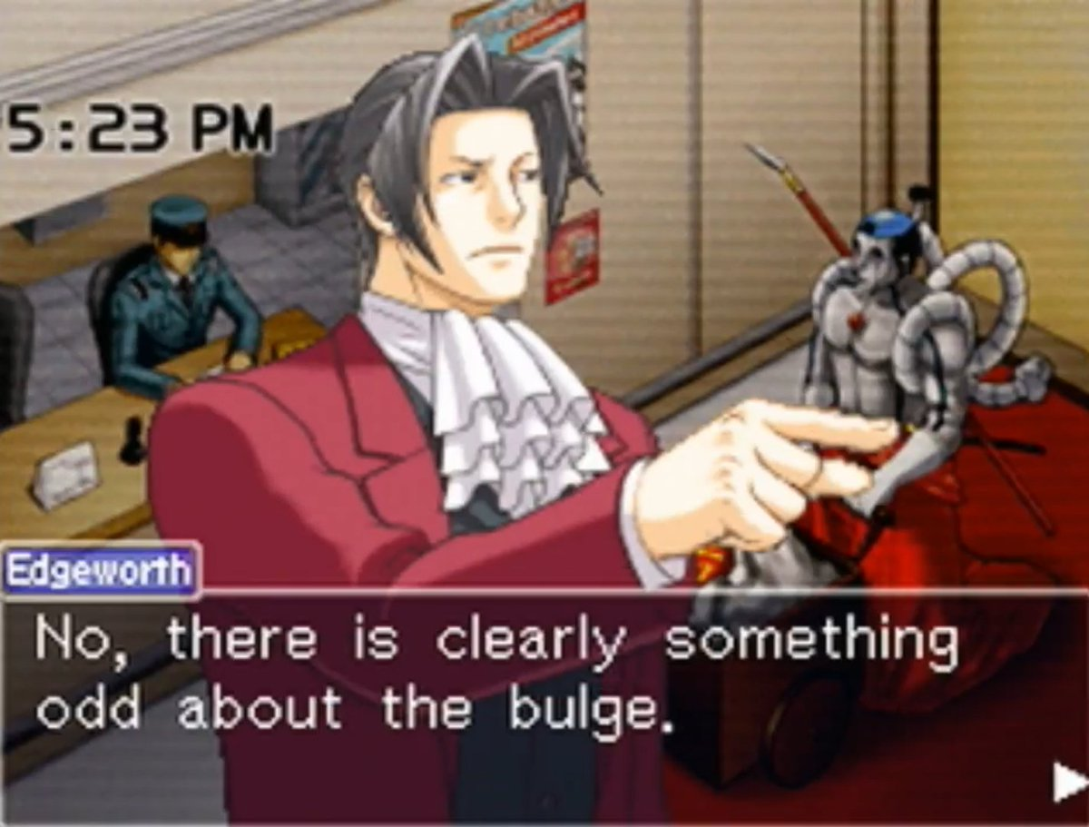 Crazyjc On Twitter God Ace Attorney Quotes Without Context Just