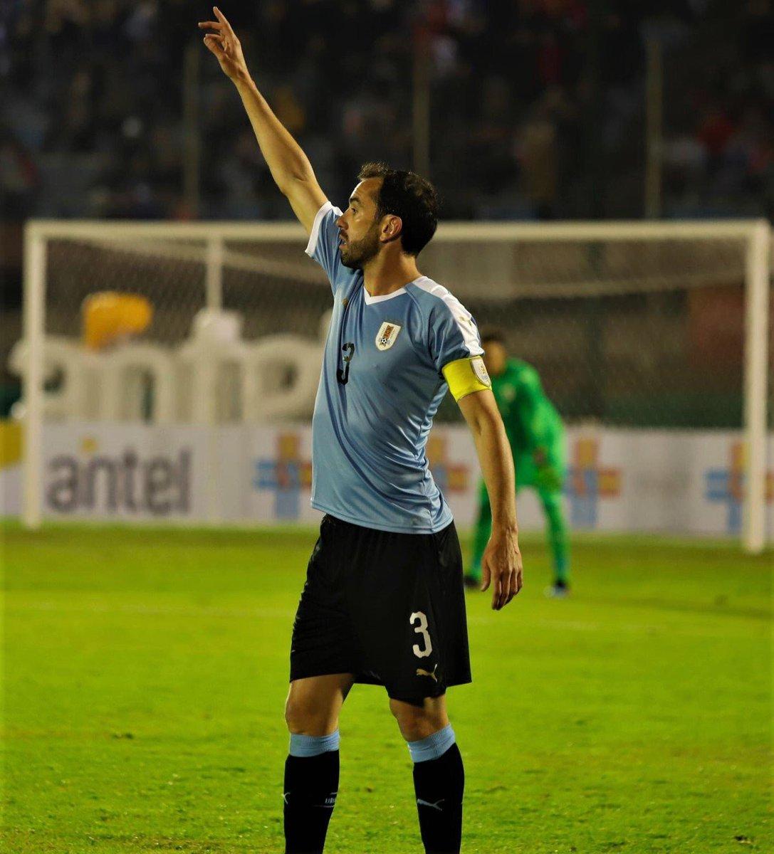 Buen resultado y buenas sensaciones antes de partir a la @CopaAmerica! Muchas gracias a todos por el aliento de hoy y de todos estos días acá en el país!! #UruguayNoma