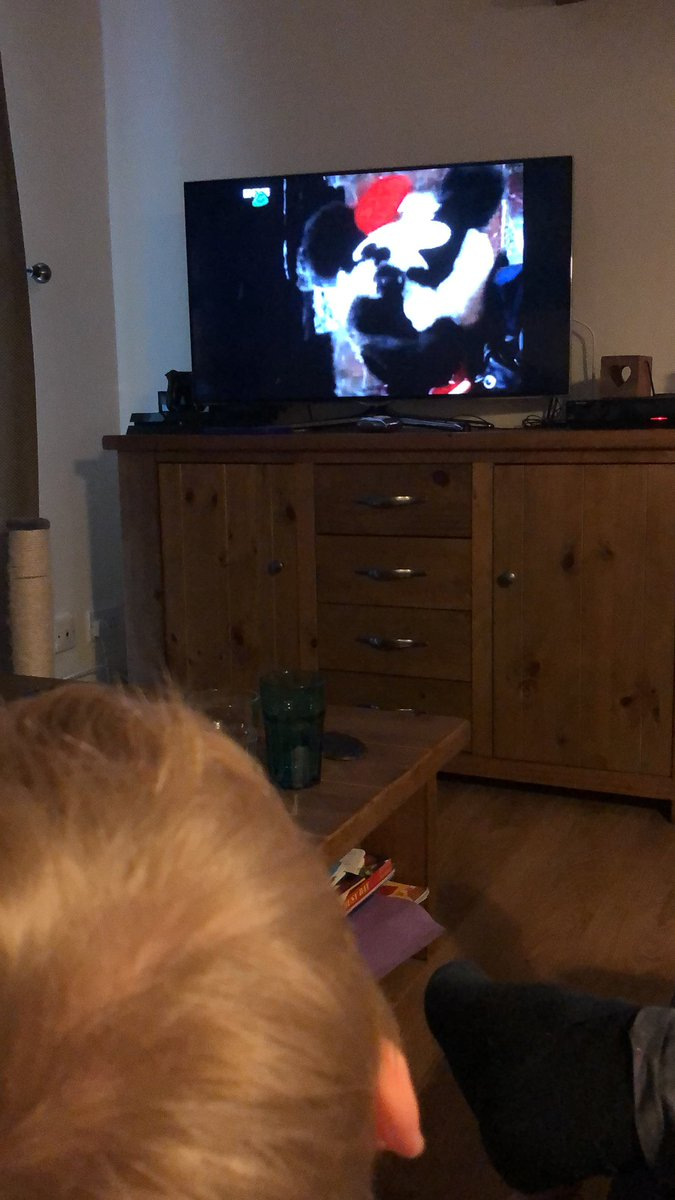 @CBeebiesHQ @cbbc @AndyDayTV Introducing the kids to Bodger and Badger for the first time. I've not heard them laugh so much. I can't believe the series isn't available on DVD. Is there any chance of getting the series re ran on TV? Thanks.