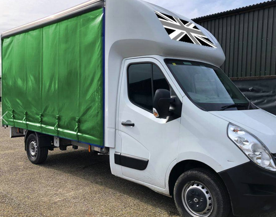 If anyone knows of a white luton style van with green curtain sides and a union jack above the cab please get in touch with us on 01978 751656 or call the police (reg xx63 FEH). Yes we have been broken into....🙁 http://www.facebook.com/Oneplanet-Adventure-94413705817/… But we got potatoes out of it 👍 Please RT.