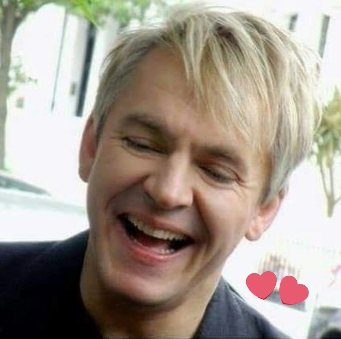 Happy birthday,!!  Nick Rhodes I love