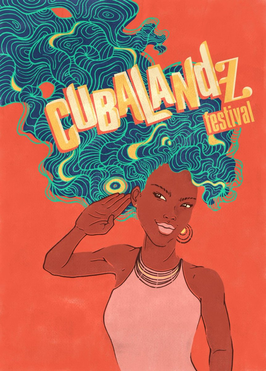Destination Cuba! ☀️🍹  https://buff.ly/2F09DKy   On 15 June, join us for the Cubalandz festival and discover the infectious energy coursing through the veins of the island's artists through concerts, exhibitions, dance shows, films, DJ sets and a host of fun family activities.
