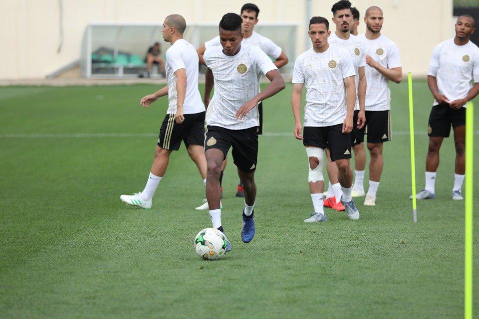 البطولة الجزائرية بخمسة لاعبين فقط في كأس أمم إفريقيا 2019 25