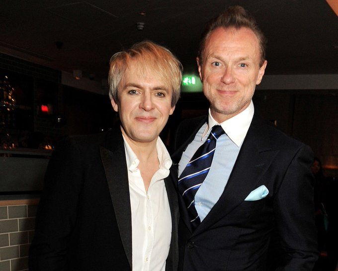 Happy Birthday Nick Rhodes