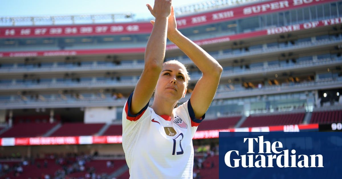 Women's World Cup 2019 team guide No 22: United States #women'sworldcup https://t.co/jFDQyvHHpi https://t.co/pwR3pp4LzT