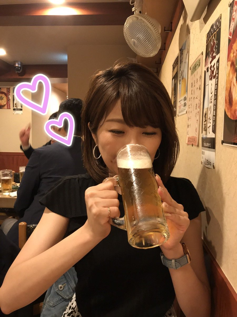 すっきりしない天気が続いていますが、ビール飲んで、気持ちは晴れやかに!!笑  素敵な週末をお過ごし下さい♡  #梅雨 #梅雨入り #ビール #ビール大好き #beer  #ビール党 #ビール好きな人と繋がりたい #隅田川ブルーイング  #昼からおびーる  #小尾ールタイム  #小尾渚沙pic.twitter.com/pUdivQE44I