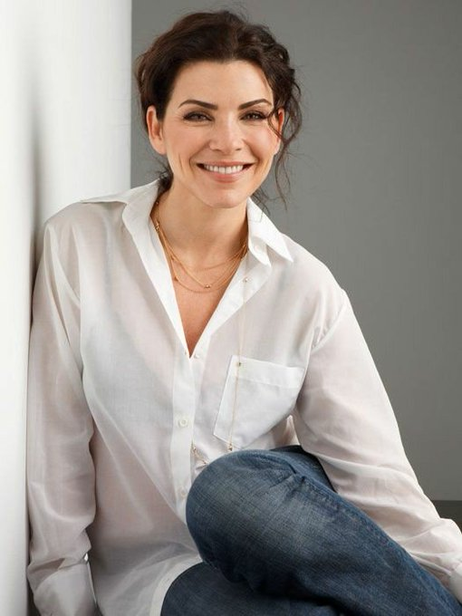 A goddess was born on this day. happy birthday julianna margulies!