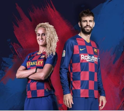 Coming Soon: F C  Barcelona 2019/2020 Kits for Dream League