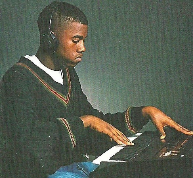 Happy birthday to my Idol and one of the most Influential artist of our time the King The God Kanye West