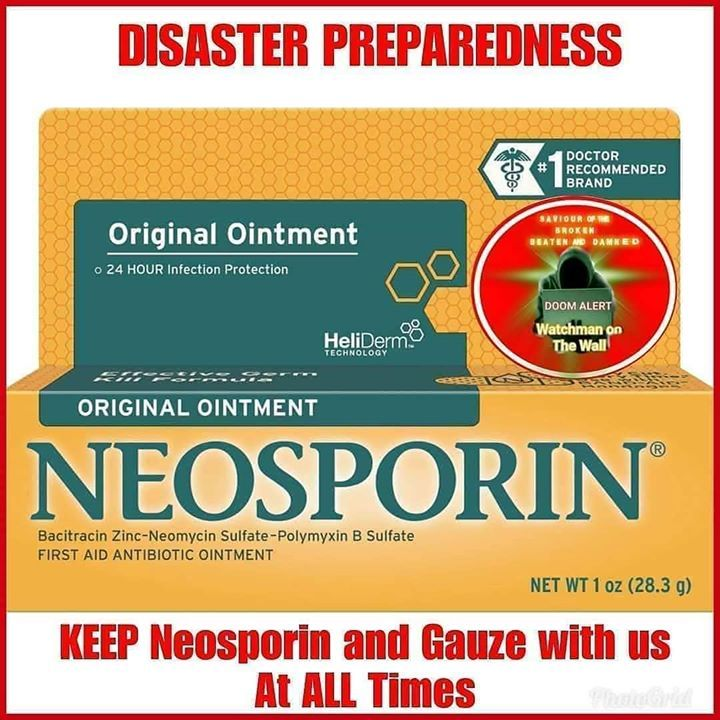 neosporin tagged Tweets and Download Twitter MP4 Videos   Twitur