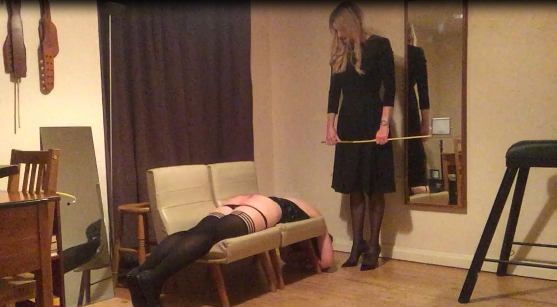 Lucy show spank — photo 2