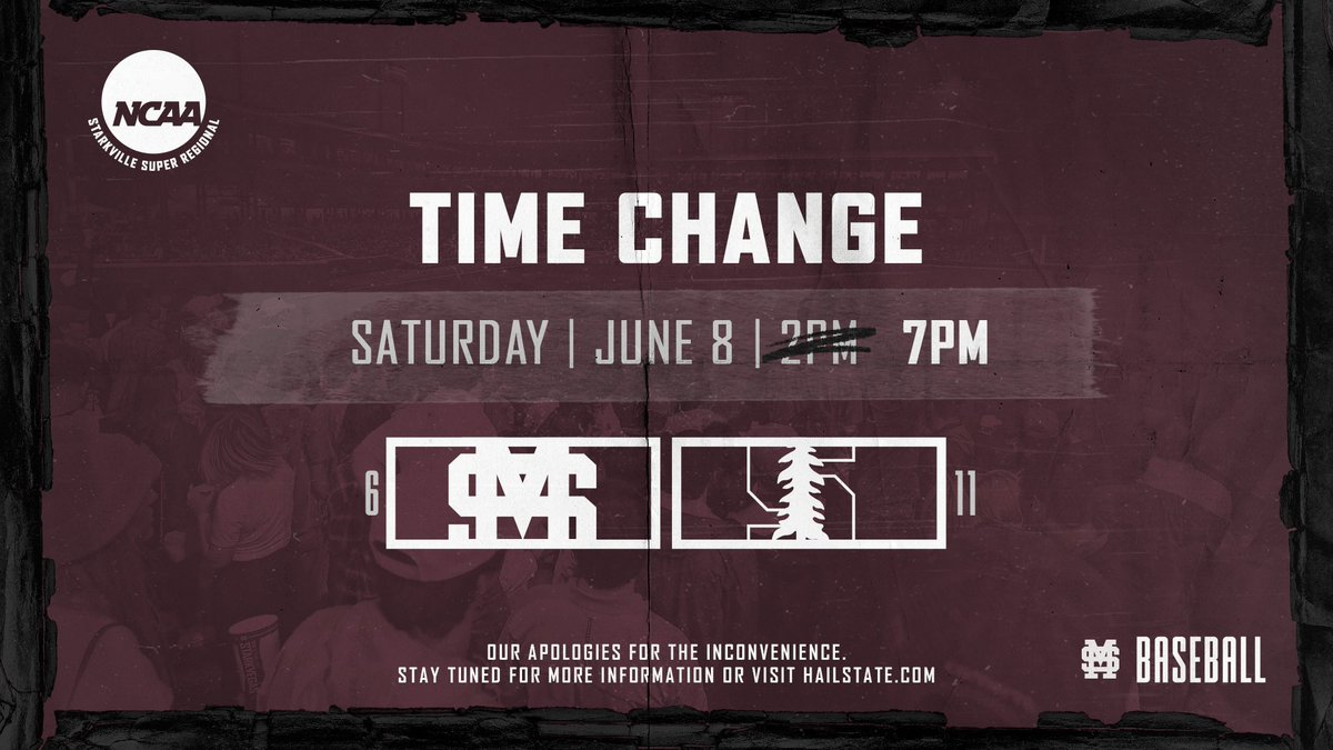 New Time. Same Goal: Make Noise!  #HailState🐶  | #PackTheDude
