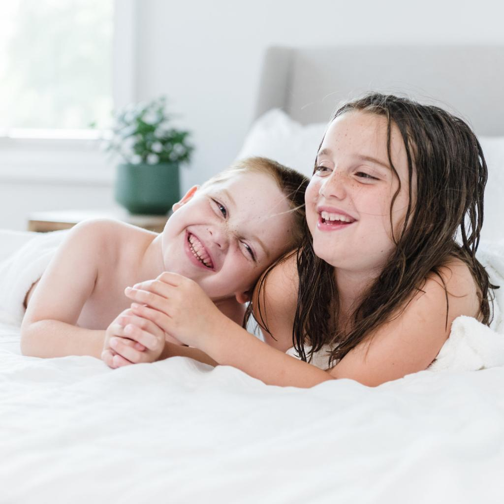 Giggly. Smily. Pure.  That's how we describe the friendship between this cute brother-sister duo! How do you describe your friendship in three words? Tag your best friend and let us know! #nationalbestfriendsday #ivorysoap #love #happy https://t.co/iCIDHzqQfE