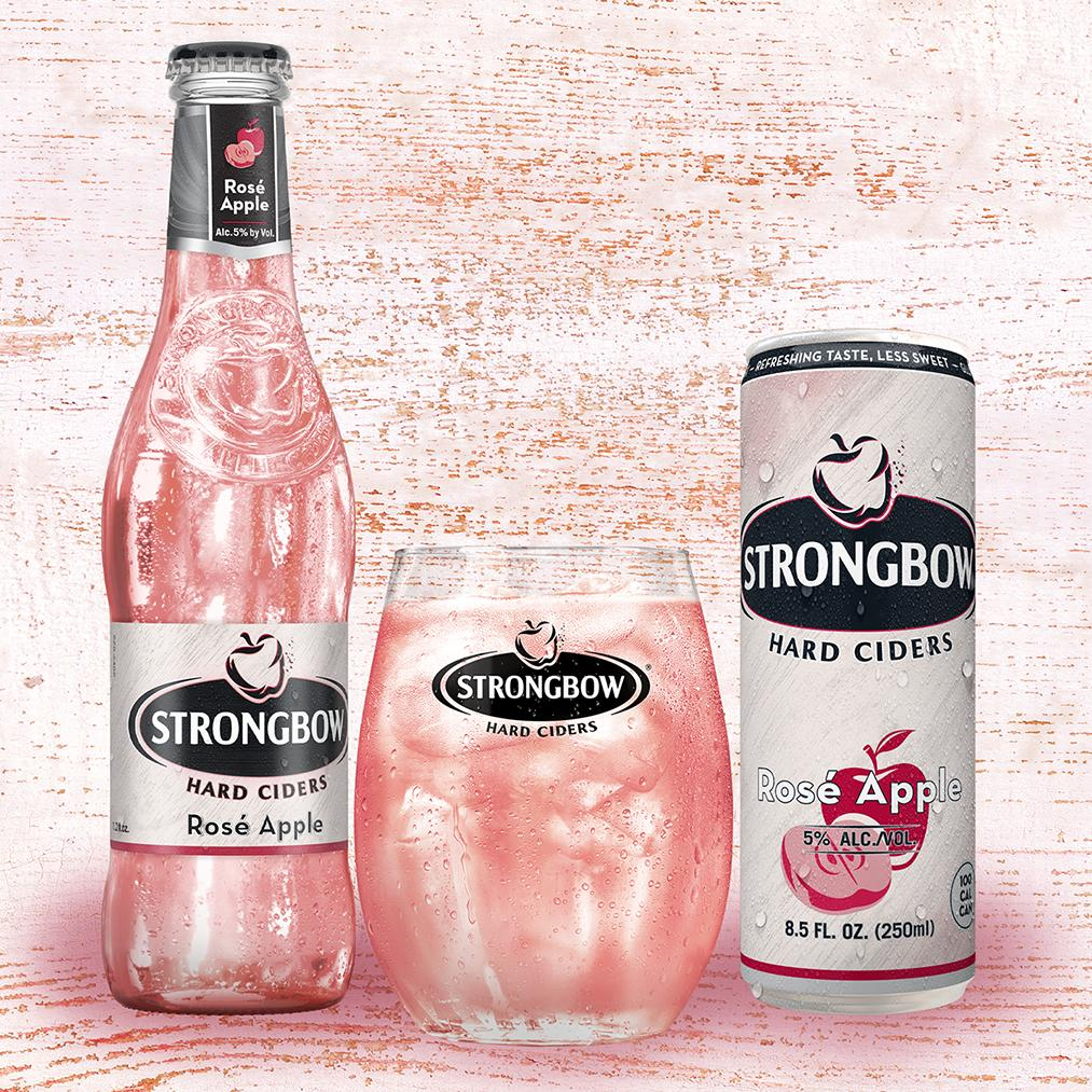 There's more than one way to celebrate National Rosé Day. #Strongbow #100cal #delicious #NationalRoséDay https://t.co/VZmXHkVdIM