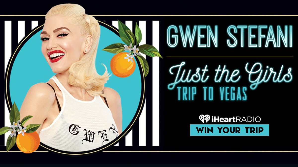 Can't wait to be back in Vegas in July! ✨ Enter @iHeartRadio to win a Just The Girls Trip & hang w/ @Sisanie @TanyaRad at my show 😘 smarturl.it/JustTheGirlsTr… gx #JustAGirlVegas