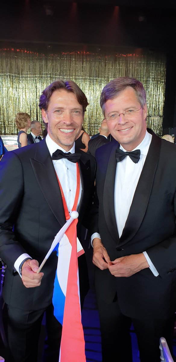 #WEOY World Entrepreneur of the Year Gala, with the Dutch Country Winner John Huiberts, CEO IGM Resins: a great and innovative entrepreneur!