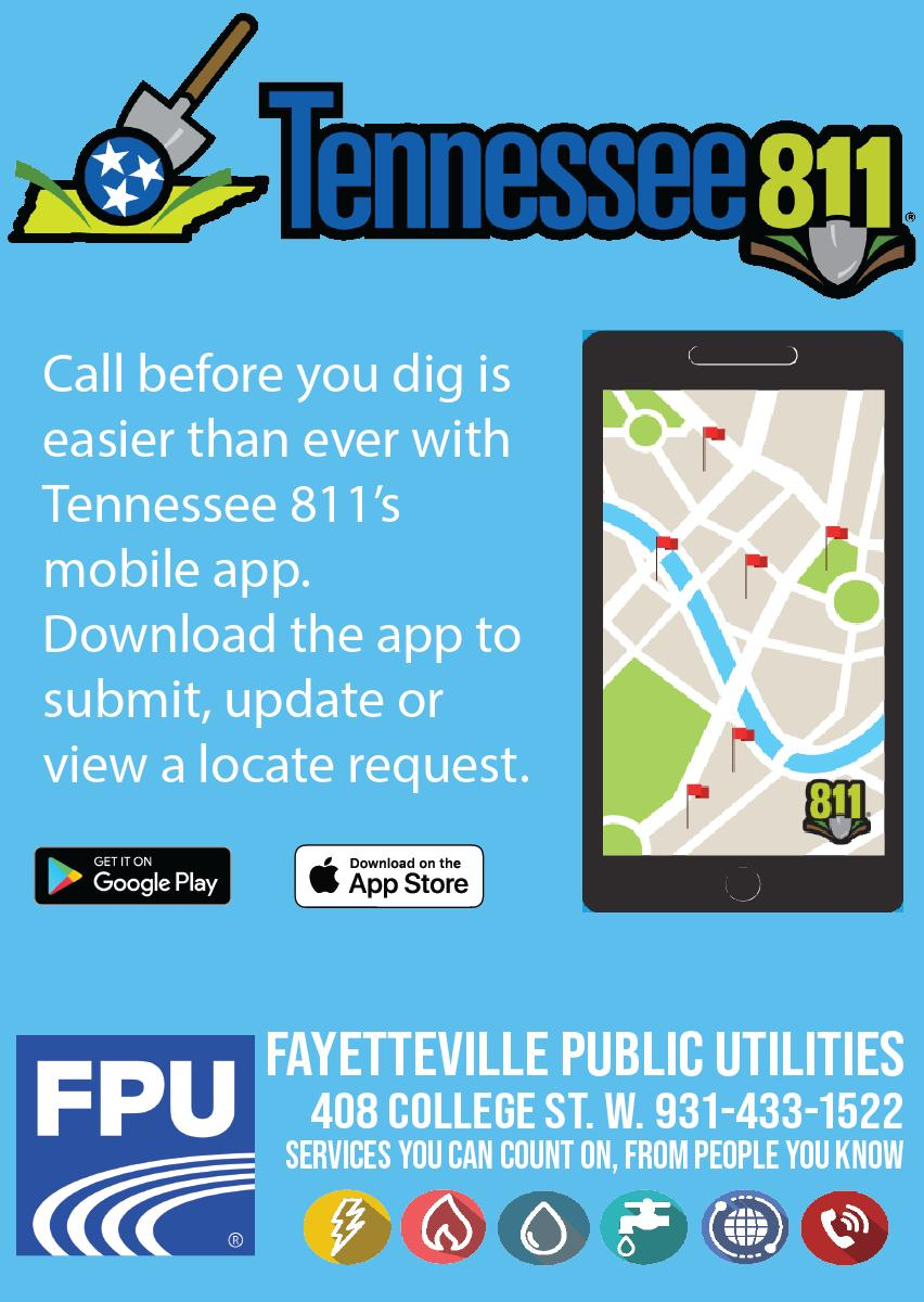 Fay Public Utilities On Twitter You Know You Have To Call Before You Dig But Did You Know There S An App For That Download The App Today To Submit Update Or View Miss dig 811 uses cisco customer journey platform to centralize its. twitter