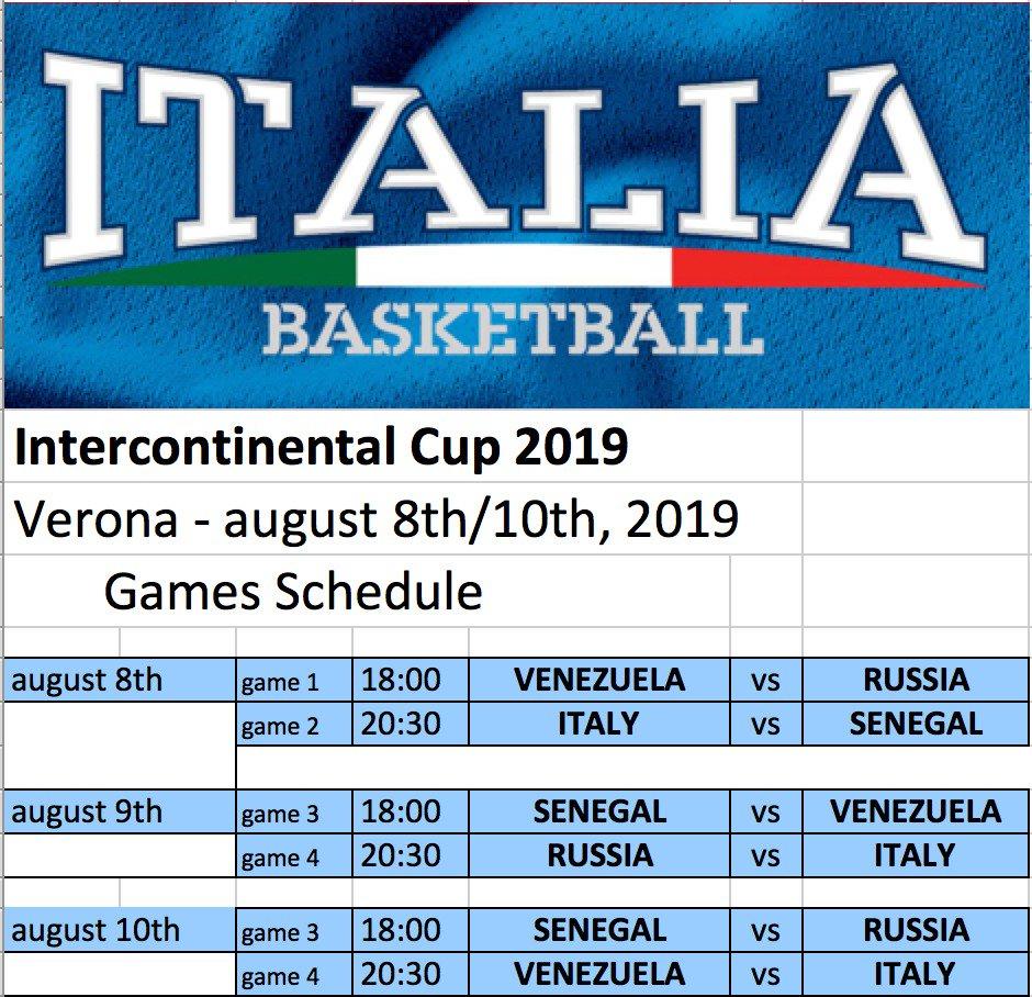 Italbasket Calendario.Fvb Basketball S Tweet Somosfvb Ya Conocemos El