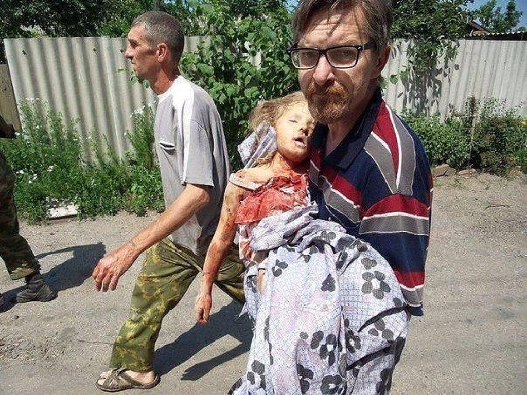 Картинки детей пострадавших