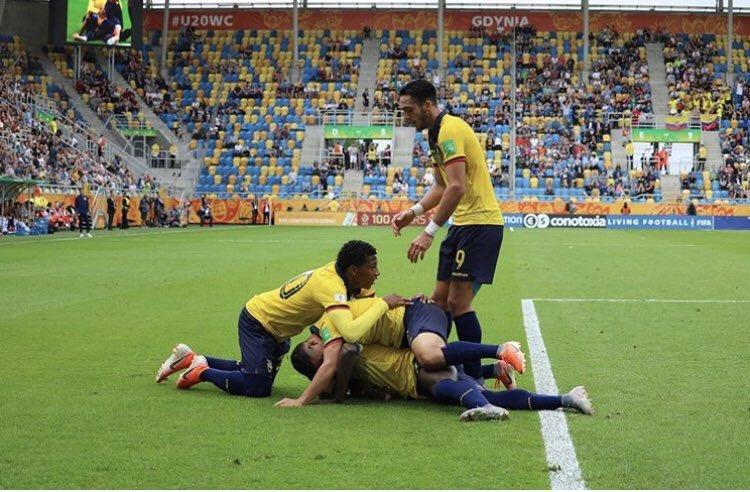 Ecuador, CONMEBOL, Estados Unidos