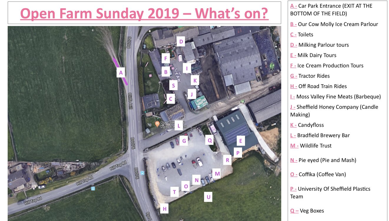 Visit #OurCowMolly's Open Farm Sunday 9th June on Twitter