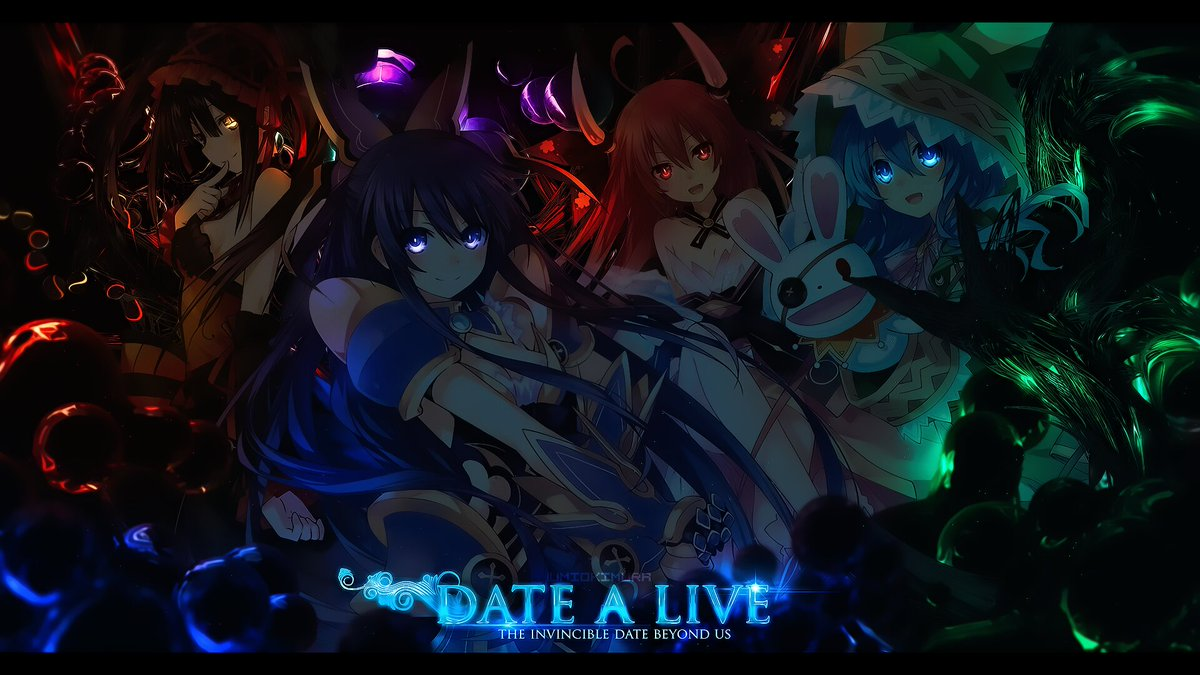 Brian Mr Shadow On Twitter Natsumi Wallpapers Datealive
