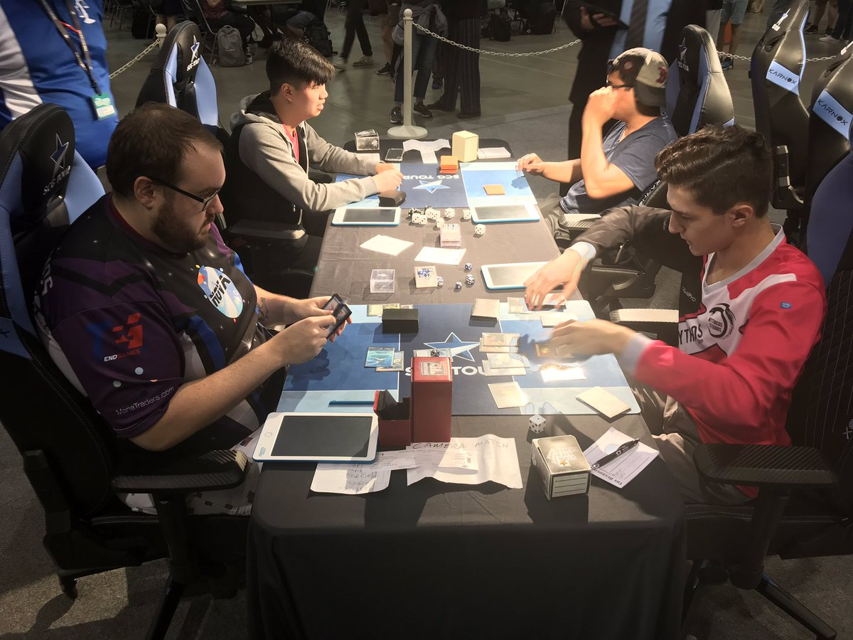 Amazing Scg Tour On Twitter Scgcon Invitational Round 14 Update Gmtry Best Dining Table And Chair Ideas Images Gmtryco