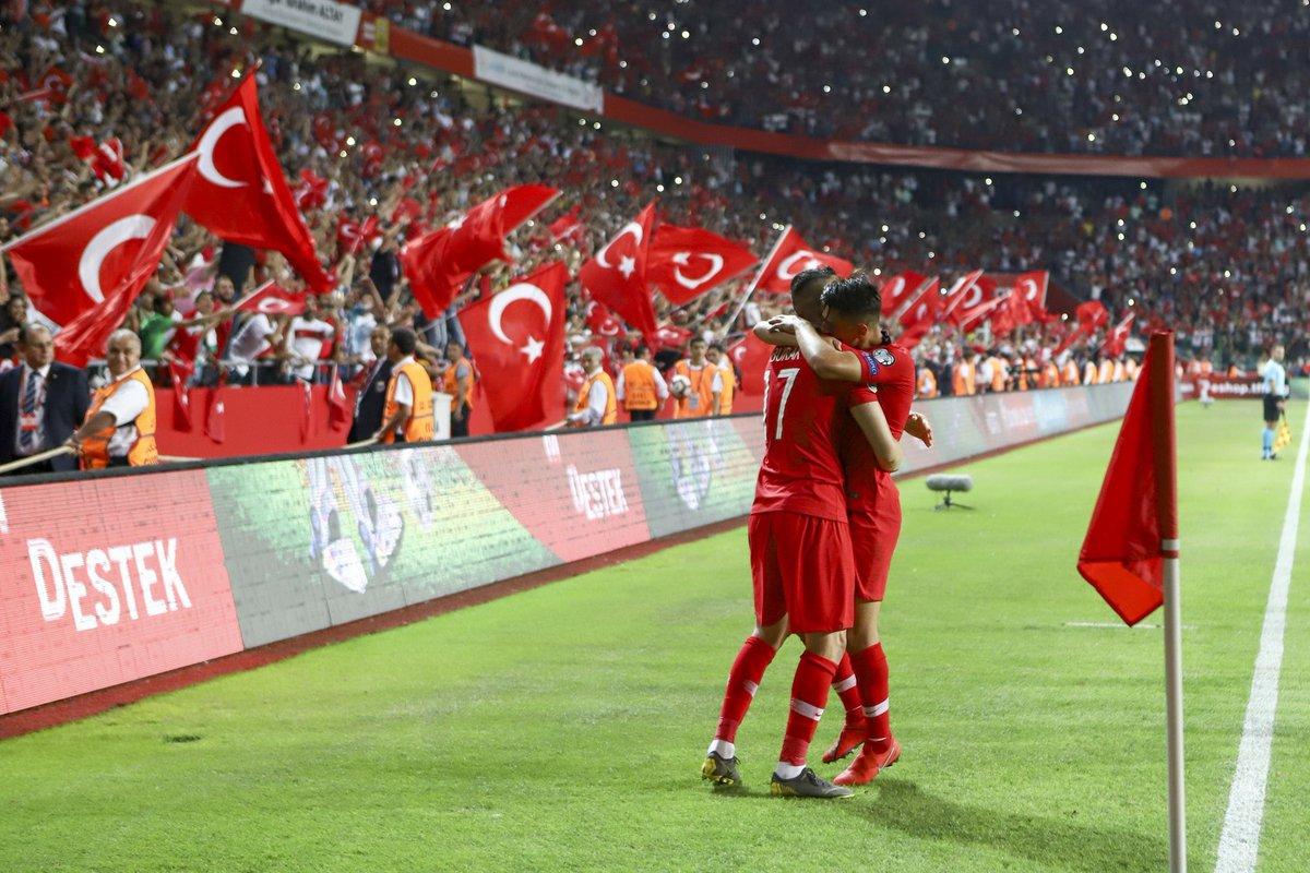 Video: Thổ Nhĩ Kỳ vs Pháp