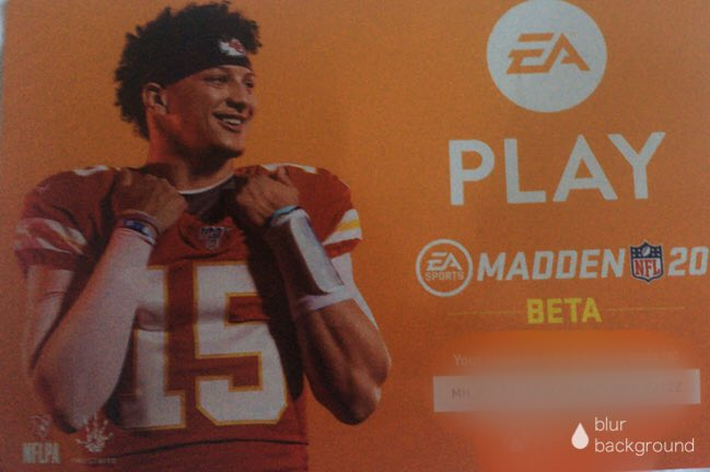 Madden 20 Beta Code Giveaway! - RT and Follow @Drini - Picking Winner on June 14th