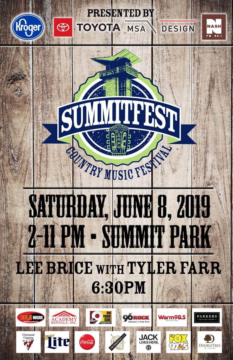 summit fest 2020 blue ash