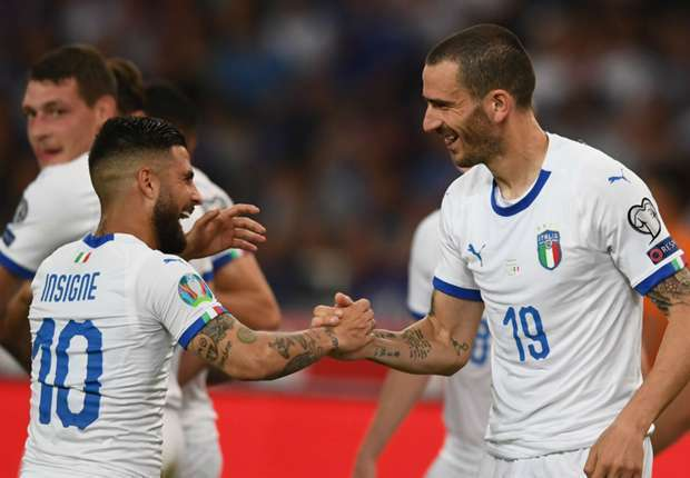 Video: Hy Lạp vs Italia