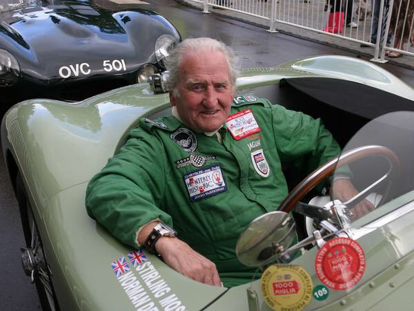 So sad to report the passing of Norman Dewis at 98. He started work in 1934 aged 14 to look after his mum and basically never stopped. D-type, E-type, MkII, XJ6, the way they drove was his work. And he developed disc brakes for road use. A true great has left us. Rest well Norman