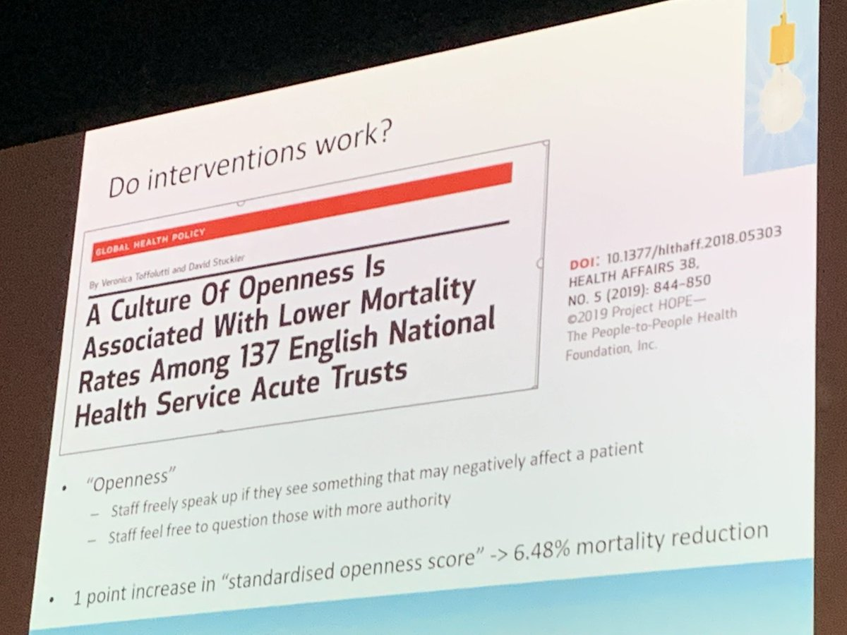 Do we need to change ICU culture, definitely YES #cicm2019asm <br>http://pic.twitter.com/UAj4qVVv8I