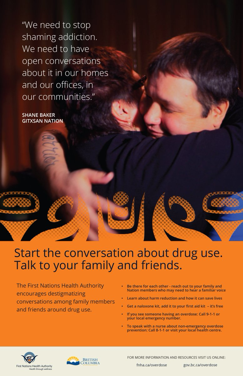 How To Start The Conversation About Drug Use >> Fnha On Twitter Start The Conversation About Drug Use