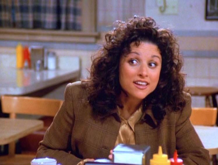 Seinfeld Elaine datovania sériový vrah