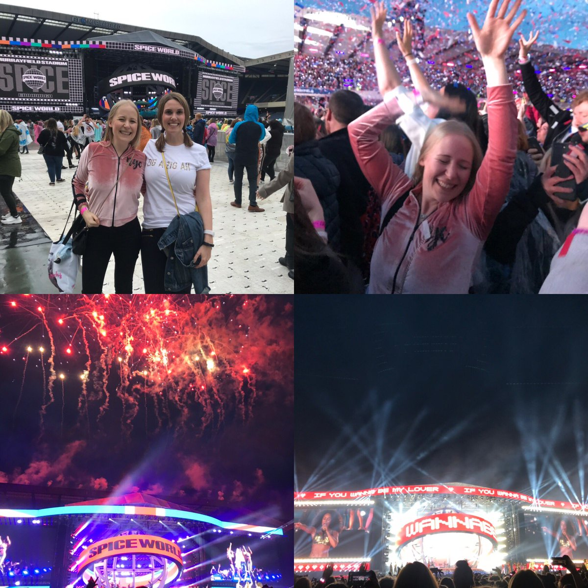 Best concert ever! #SpiceWorld2019 @shonacraven