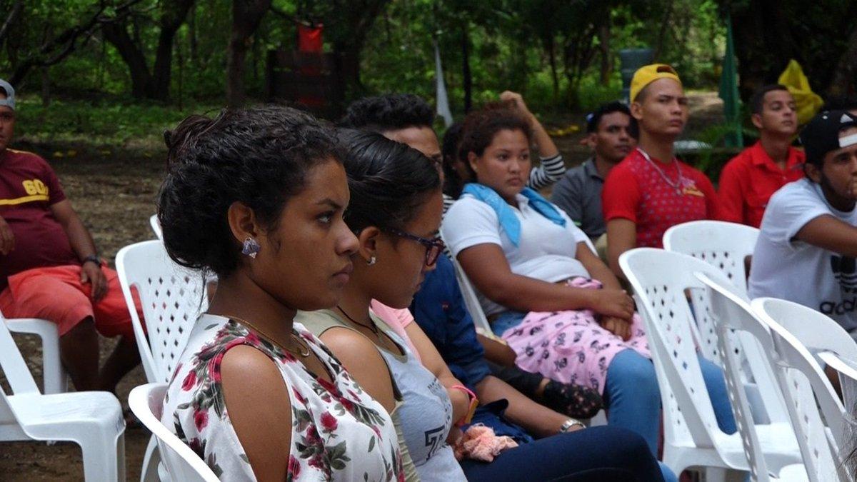 Rivas: Jóvenes ambientalistas se capacitan en la elaboración de viveros para huevos de Tortugas