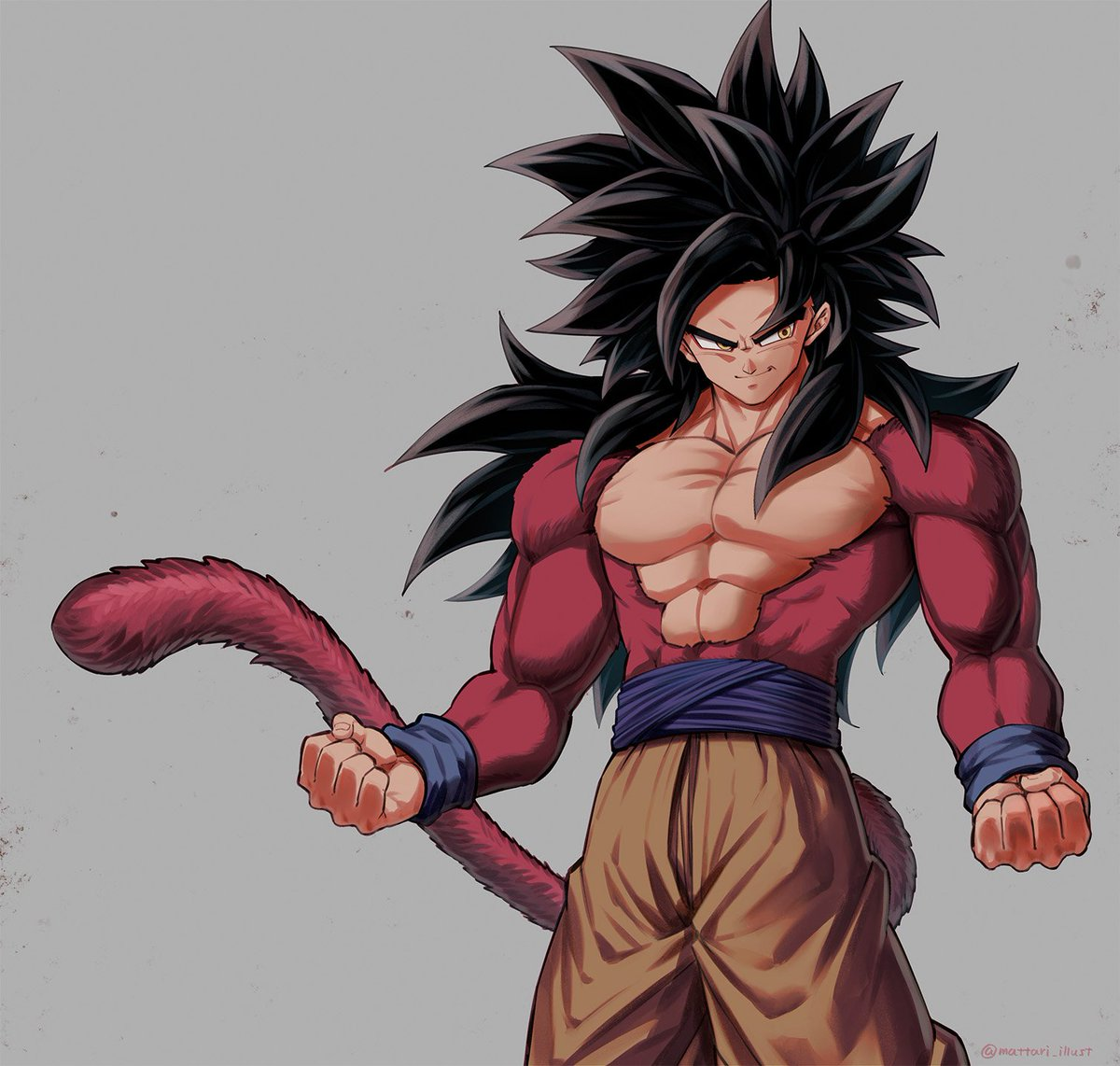 Images découvertes [Fanarts Dragon Ball] - Page 6 D8m05m2U0AAhuqO