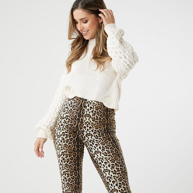 Take a walk on the wild side 🐆⚡ Our online exclusive aries flare pants.  https://t.co/wJKZu0udxP https://t.co/P9tfbZL2OH