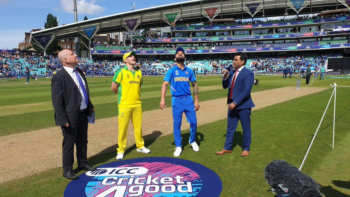 India v Australia: Cricket World Cup 2019 – live! | Sport 3