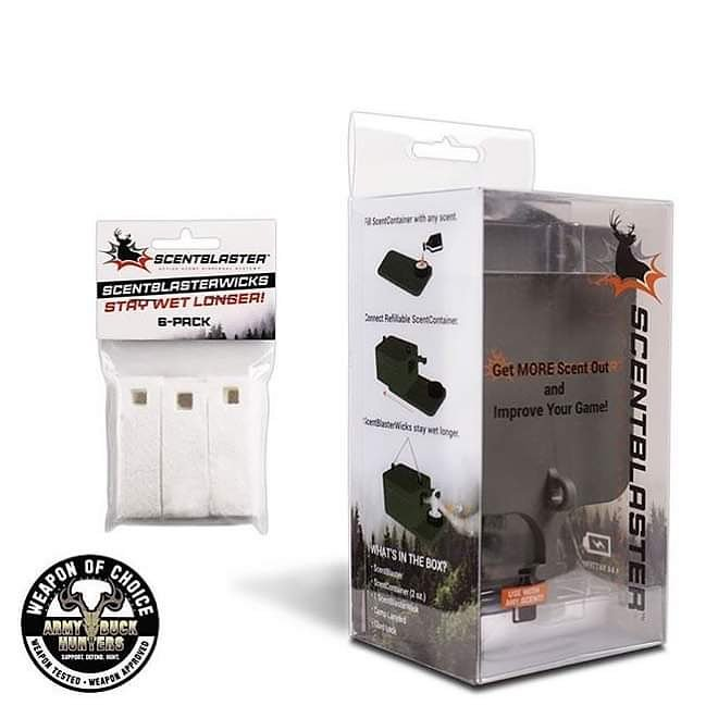 """#ScentBlaster #WeaponTested #WeaponApproved Time to start """"preparing""""..."""