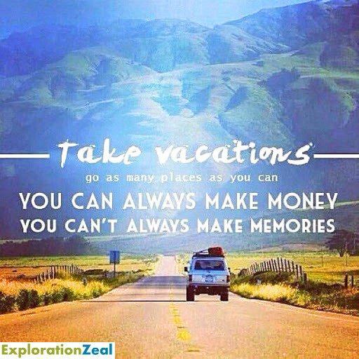 Take a vacation  go as many places as you can You can always money  You can't always make memories. . . . .. . . #explorationzeal #chardham2019 #dodham2019 #badrinath #kedarnath #gangotri #yamunotri #uttarakhand #rishikesh #haridwar #delhi #india #travel #travelcompany #groups