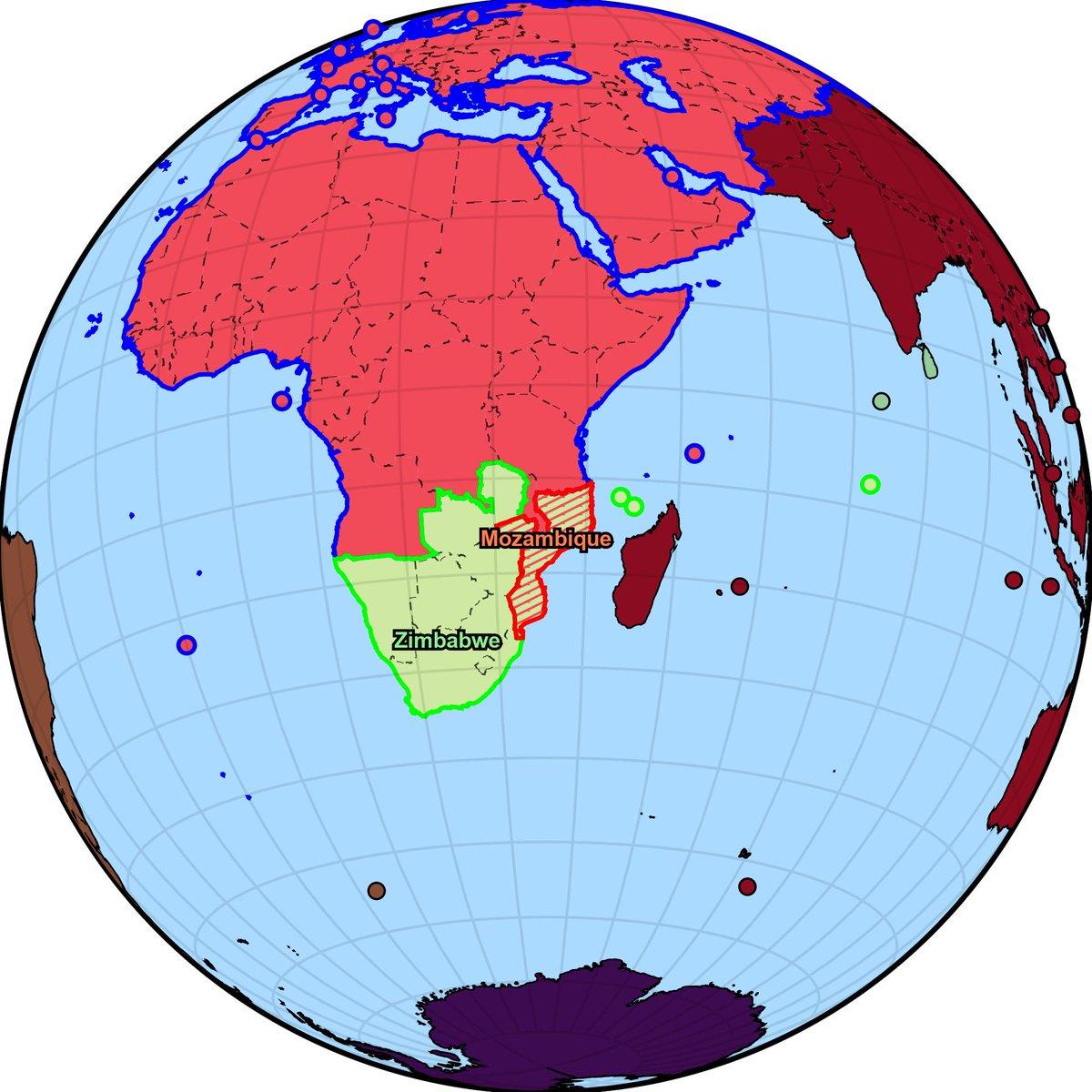 Zimbabwe Egyesült Királyság